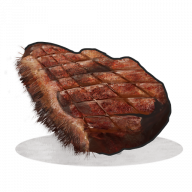 Cooked Bear Meat