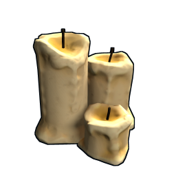 Small Candle Set